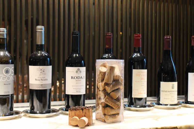 「パラモン社天然コルクセミナー」スペインワインと食大学