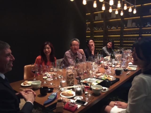 「パラモン社天然コルクセミナー」スペインワインと食大学@コンラッド東京